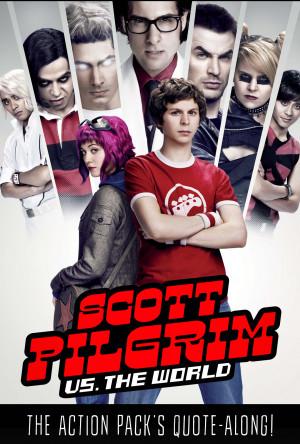 Scott Pilgrim vs The World Quote-Along