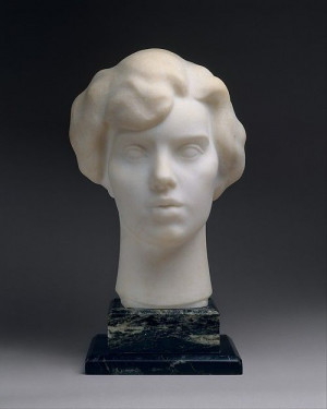 1923 by Gaston Lachaise (French/American 1882 - 1935)Gaston Lachaise ...