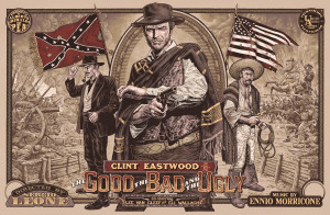 ... Sergio Leone/Clint Eastwood classic The Good, the Bad and the Ugly
