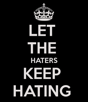 Go Back > Gallery For > Haters Wallpaper