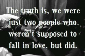 couple, fall in love, love, not meant to be, story, truth, two people