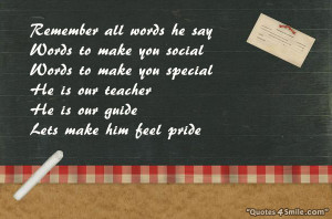 Quotes About Students And Teachers Teacher Appreciation Quotes