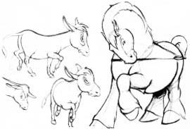 Animal Farm Boxer Quotes Boxer the carthorse and
