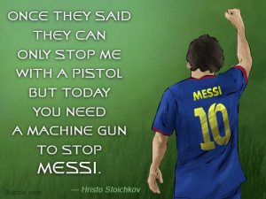 famous soccer quotes messi