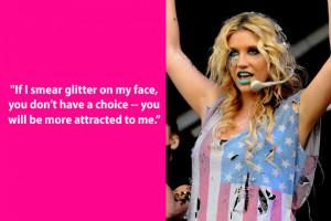 Dumb Celebrity Quotes – Kesha