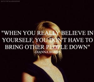 Dianna Agron Quotes Favourite