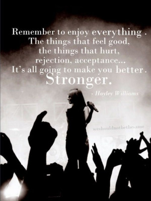 Hayley Williams Quotes: 15 Inspirational Sayings From Paramore Singer ...