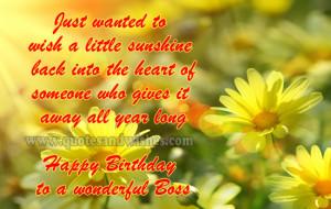 happy birthday boss Happy Birthday wishes for Boss, Sir, Leader ...