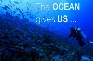 Give back to the ocean
