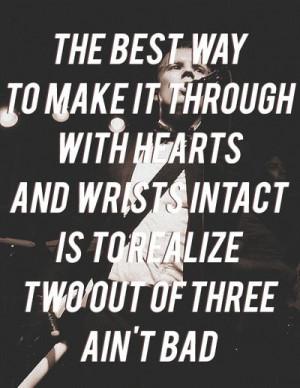 Fall Out Boy Lyrics