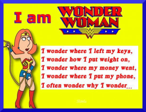 ... | Category: Funny Pictures // Tags: I am wonder woman // May, 2013