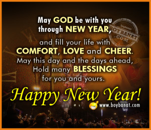 New Year Quotes, Wishes, Sayings and Greetings