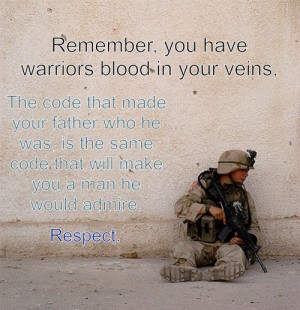 Act of Valor quote.