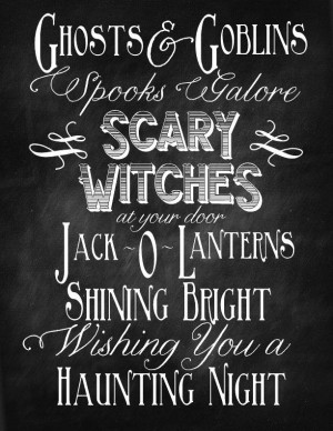 Halloween Quotes Scary