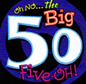Happy 50th Birthday Eric!! Happy Anniversary Mike & me!