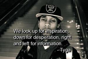 09 rapper tyga quotes sayings cute inspiring best jpg We Heart It