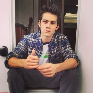 ... Dose Of Dylan O'Brien, A Chanting Choir And A Carver On The Run