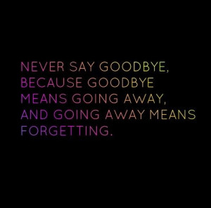 ... quotes: Relationships Quotes, Quotes 3, Never Sayings Goodbye