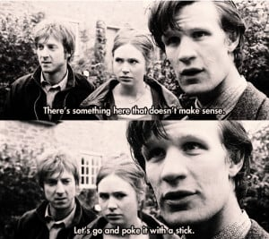 Matt Smith Tribute: Top 11 Quotes from the Eleventh Doctor