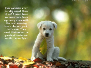 Dogs and People – Photos and Quotes for Dog Lovers, Part 3