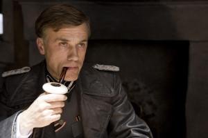 Christopher Waltz (Col. Hans Landa) stars in Quentin Tarantino's ...