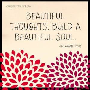Beautiful Soul Quotes Beautiful soul. via joanie