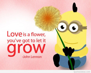 Despicable Me Minions Love Quotes (5)