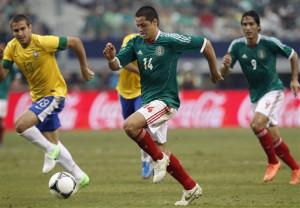 ... Brasil vs México en vivo Mundial Brasil 2014 Televisión en vivo TDN