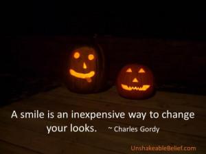 Halloween, Quotes, smile