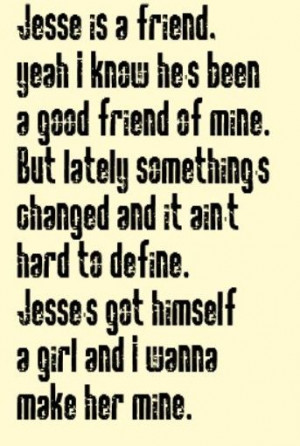 Rick Springfield - Jesse's Girl - Song Lyrics, Music Lyrics, Songs ...