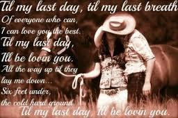 Perfect country love sence!