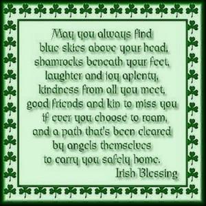 Irish Proverb Tattoos