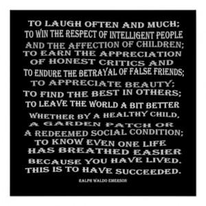 Ralph Waldo Emerson Quote...