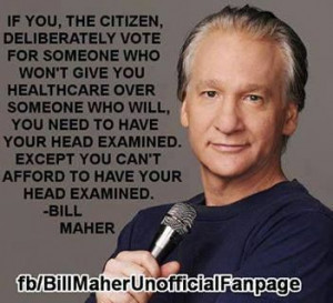 Image from Bill Maher Unofficial Fanpage
