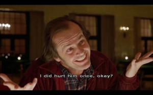 Horror Movie Quotes Tumblr Quote #movie quote #horror