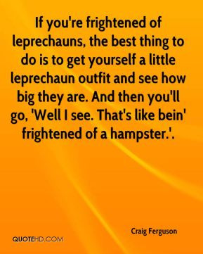Leprechauns Quotes