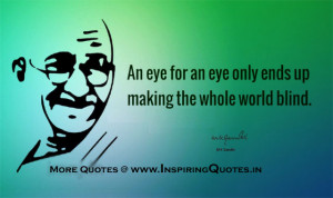 Mahatma Gandhi Sayings, Great Mahatma Gandhi Motivational Quotes ...