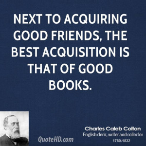 Charles Caleb Colton Quotes