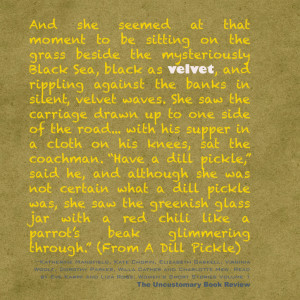 Quotes on the Velvetiness of Velvet