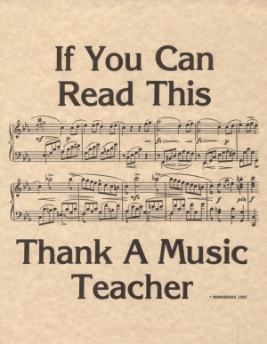 music teacher if you understand the language! #teacher #music #quote ...