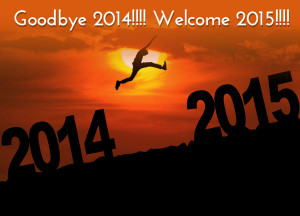 Lets say good bye to 2015 and welcome 2015 wallpaper