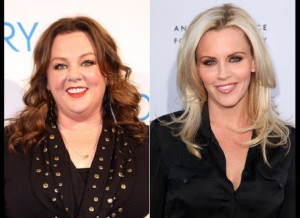 Melissa McCarthy and Jenny McCarthy are first cousins. Melissa's dad ...