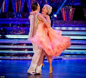 ... Lott?': Strictly's Anton Du Beke slams Judy Murray's dancing skills