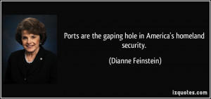More Dianne Feinstein Quotes