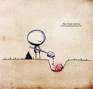 No more sorrow. by Nonnetta