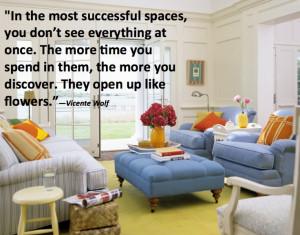 Decorating quote