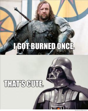 Star Wars vs Game of Thrones Memes