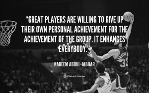 Never Give Up Quotes Basketball Preview quote