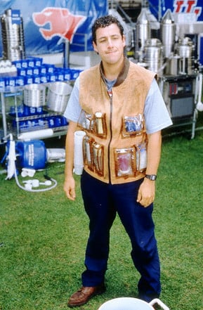 Remember when Bobby Boucher showed up at halftime and the Mud Dogs won ...