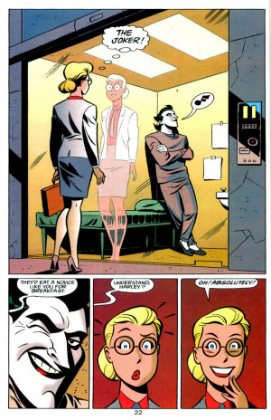 Harley Quinn Quotes Mad Love The official harley quinn
